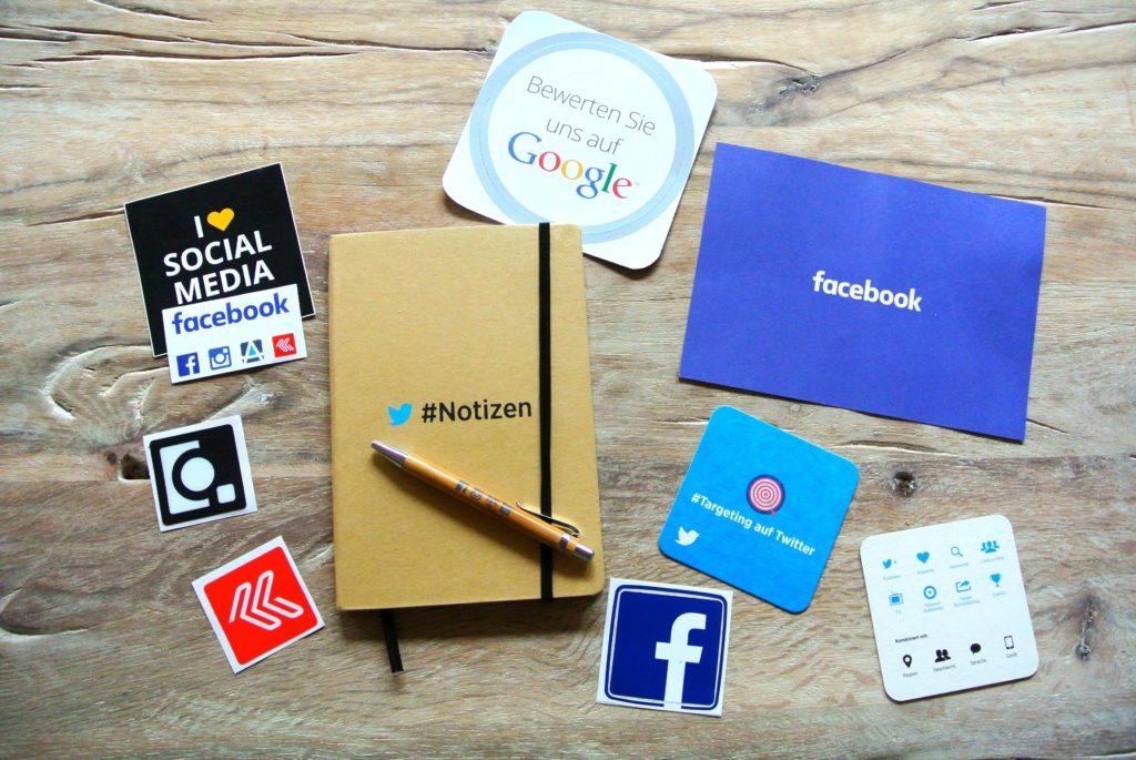 Social Media Notizen
